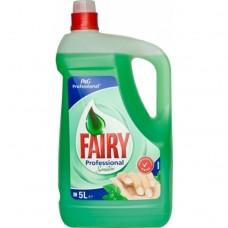 FAIRY EXPERT SENSITIVE TEA TREE&MINT Trauku mazgāšanas līdzeklis, 5 l.