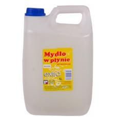 KAMAL Antibakteriālās šķidrās krēmziepes bez smaržvielām, 5 l