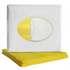 PROFIX Universālā lupata dzeltena, Z locījums, 1 slānis, 32x36 cm., 32 gab., 1 pac.