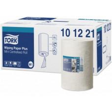 TORK  roku dvieļi ruļļos101221 Plus Mini, balts, 2 slāņi, 75 m., 11 gab.