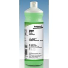LANGGUTH SR14 Tīrīšanas un skalošanas līdzeklis (skābs), 1 l.