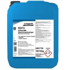 LANGGUTH KO13 Trauku mazgāšanas līdzeklis automātiskajām sistēmām, 10 l. / 12 kg.