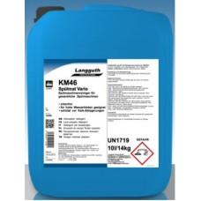 LANGGUTH KM46 Trauku mazgāšanas līdzeklis automātiskajām sistēmām, 10 l. / 14 kg.