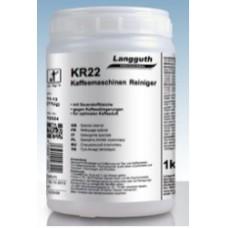 KR22 Tīrīšanas līdzeklis kafijas automātiem, 1 kg.
