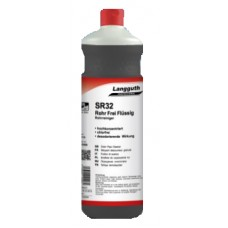 LANGGUTH SR32 Tīrīšanas līdzeklis kanalizācijas caurulēm, 1 l.
