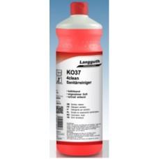 LANGGUTH KO37 Tīrīšanas līdzeklis sanitārajām telpām, 1 l.