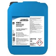 LANGGUTH KM32 Trauku mazgāšanas līdzeklis automātiskajām sistēmām, 10 l./12 kg.