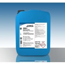 LANGGUTH KM41 ALU Trauku mazgāšanas līdzeklis automātiskajām sistēmām, 10 l /13 kg