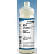 LANGGUTH SR28 Tīrīšanas un dezinfekcijas līdzeklis pret sūnām un aļģēm, 1 l.