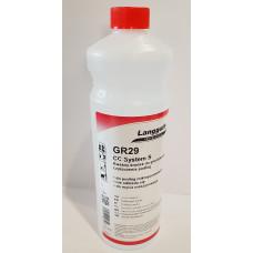 GR29 CC SYSTEM S Grīdas tīrīšanas līdzeklis, ģenerāltīrīšanai, 1 l.