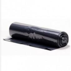 Atkritumu maisi 120 l., melni, LDPE, 45 mcr., 70x110 cm., 10 gab.