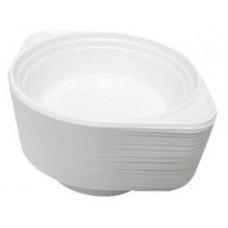 Zupas šķīvis plastmasas, 500 ml., 100 gab., 1 pac.