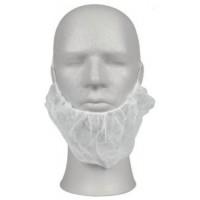 Abena vienreizlietojama maska bārdai, 100 gab., 25 cm.