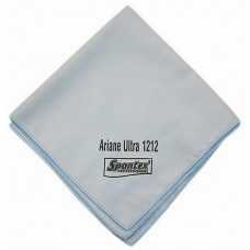SPONTEX ARIANE ULTRA 1212 Mikrofibras drāna, zila, 36x36 cm, 1 gab.