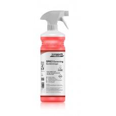 SR63 ECO  tīrīšanas līdzeklis sanitārajām telpām ar smidzinātāju, 1 l.