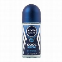 NIVEA Men Cool Kick dezodorants ar rulliti viriešu 50ml
