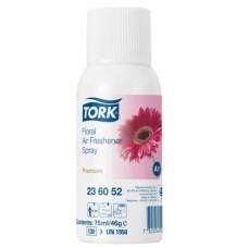 TORK A1 Floral gaisa atsvaidzinātājs automātiskajam dispenseram, 75 ml.
