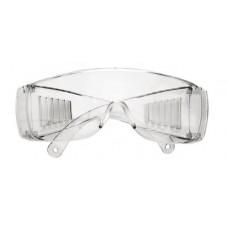 Aizsargbrilles, caurspīdīgas, 1 gab.