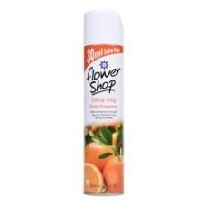 FLOWER SHOP Citrus Zing gaisa atsvaidzinātājs, 330 ml.