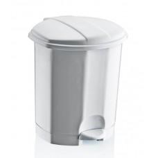 Pedāļspainis 30L CLEAN KEEPER balts