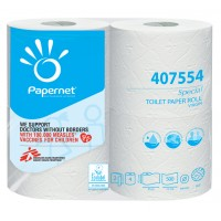 Papernet tualetes papīrs, 2 slāņi, 55 m., 4 gab.