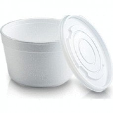 Termotrauks zupai, (ar vāku), 460 ml., 50 gab.
