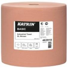 Katrin Basic XL Industriālais papīrs, brūns, 1 slānis, 1000 m., 1 gab