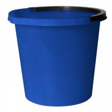 Spainis plastmasas, zils, 12 l.