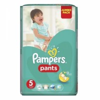 PAMPERS Pants No.5 Jumbo 48 gab.