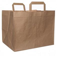 Papīra maiss, brūns, 32x22x25cm, 250gb