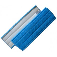PROQ Velcro PC Mikrofibras mops, zils, 44 cm., 1 gab.