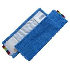 PROQ Mops ar kabatām, zils, 14x40 cm., 1 gab.