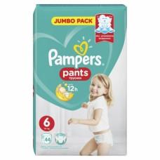 PAMPERS Pants No.6 Jumbo 44 gab.