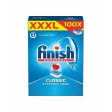 FINISH Classic Regular tabletes trauku mazgašanai 100 gab.