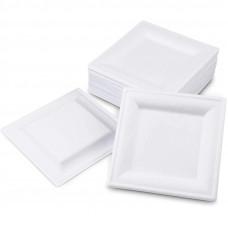 Šķīvis ECO, 15.5x15.5x1.7cm, 50gb (kastē 20pac)