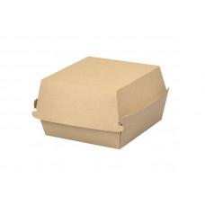 Burger Box papīra kraft, M, PE, 50gb (kastē 20pac)