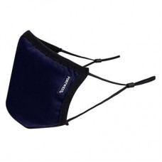Sejas maska 3-slāņu, pretmikrobu, auduma, zila, 1gb