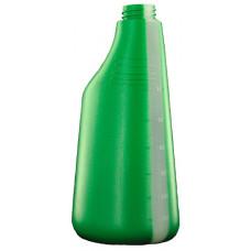 PROQ Polietilēna pudele (bez uzgaļa), zaļš, 600 ml., 1 gab.