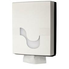 Celtex Maxi roku salvešu turētājs, balts, 12.5x27.5x36 cm.