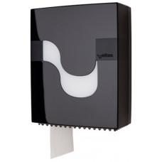 Celtex Mini tualetes papīra turētājs, melns, 11.5x23.5x29.5 cm. (mazlietots)
