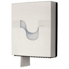Celtex Maxi tualetes papīra turētājs, balts, 11.5x31.5x37.5 cm.