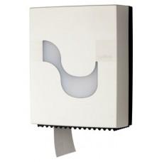Celtex Mini tualetes papīra turētājs, balts, 11.5x23.5x29.5 cm.