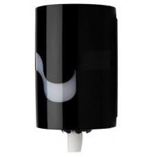 Celtex Maxi papīra dvieļu turētājs ar centrālo padevi, melns, 23x22.5x35 cm. (mazlietots)