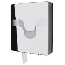 Celtex Maxi tualetes papīra turētājs, hromēts, 11.5x31.5x37.5 cm.