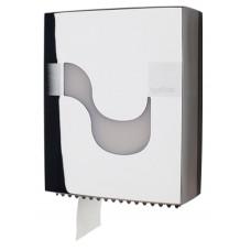 Celtex Mini tualetes papīra turētājs, hromēts, 11.5x23.5x29.5 cm.