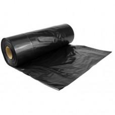 Atkritumu maisi 35 l., melni, LDPE, 23 mcr., 50x60 cm., 25 gab.