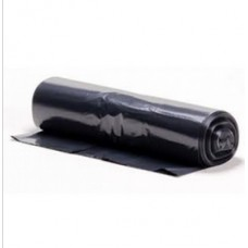 Atkritumu maisi 100 l., melni, LDPE, 35 mcr., 70x100 cm., 10 gab.
