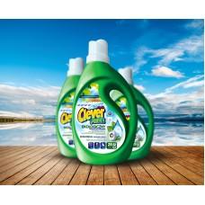 CLEVER FREE ECO šķidrs veļas mazg.līdz. 1,5L
