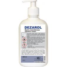 DEZAROL roku dezinfekcijas līdzeklis, 500 ml.