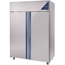 Ledusskapis ar divām durvīm, 1200 l.